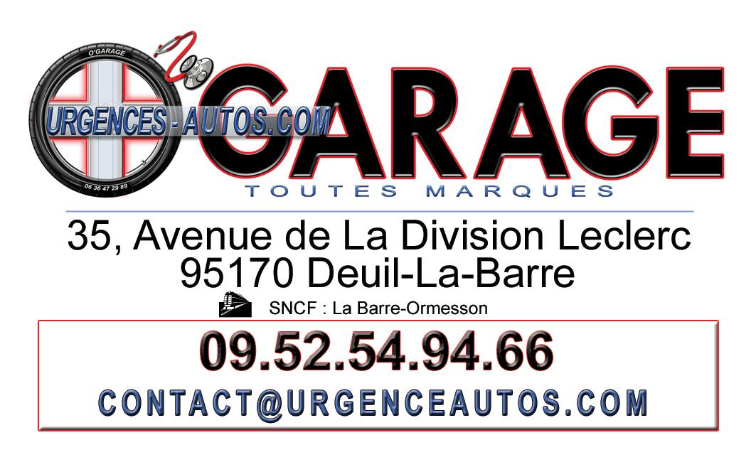 Garage Urgenceautos dans le 95