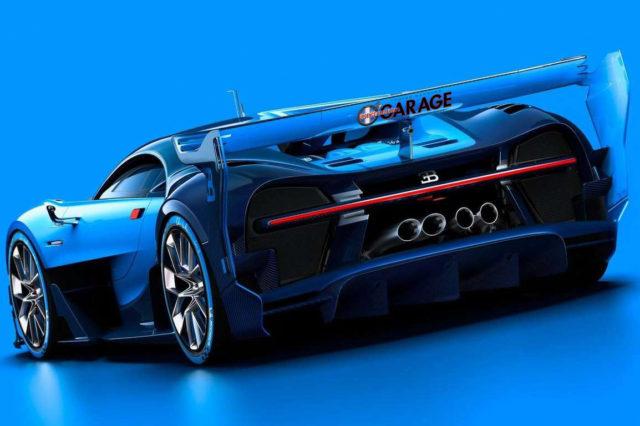Bugatti Veron Garage Urgenceautos