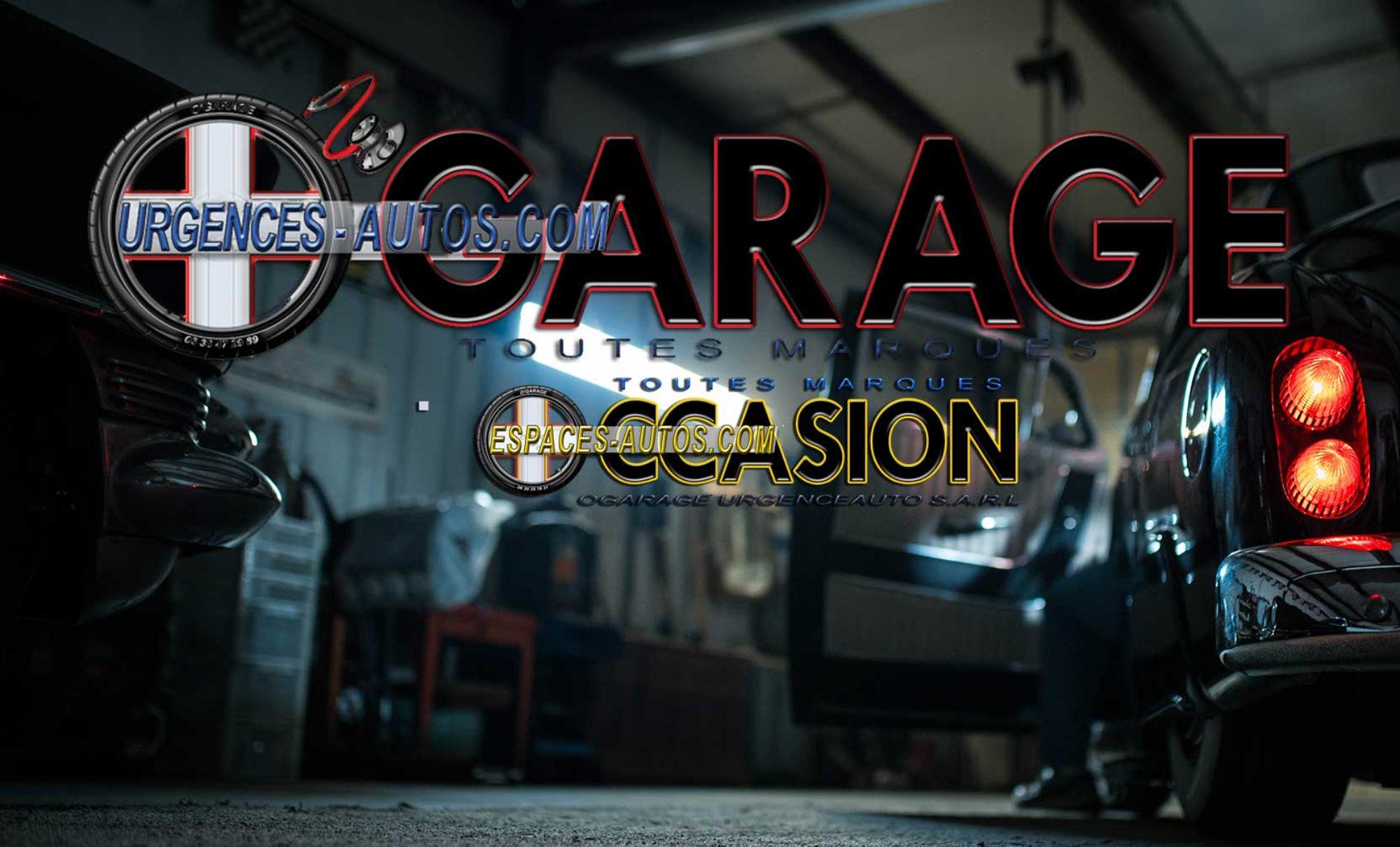 O'Garage - URGENCEAUTOS